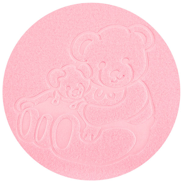 Baby fleece blanket 035 pink