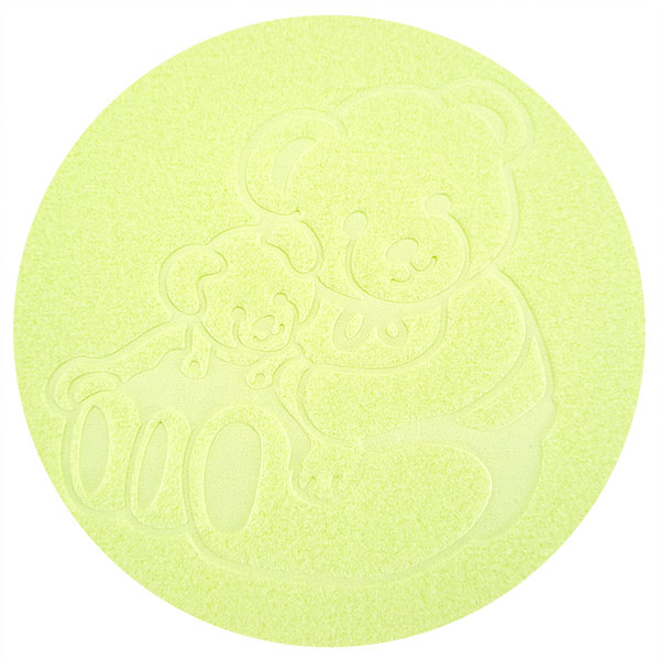Baby fleece blanket 035 green